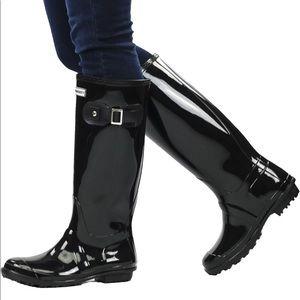 Exotic Identity Original Tall Waterproof Rain Boot